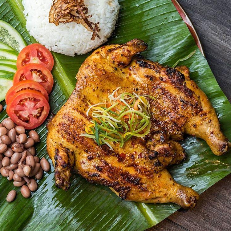 Ayam Taliwang, sumber ig sheratonhyderabad