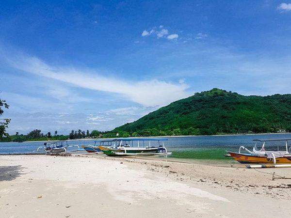 Seputar Etika Mengatakan Sebagai Paket Wisata Lombok Terbaik - Gili Kedis, sumber ig @ericnugraha