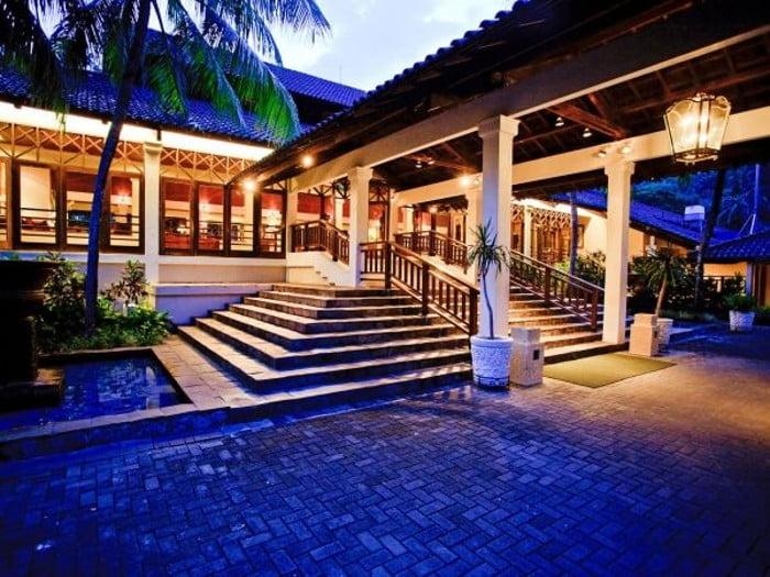 Sheraton senggigi Lombok - Salah satu hotel terbaik di Lombok