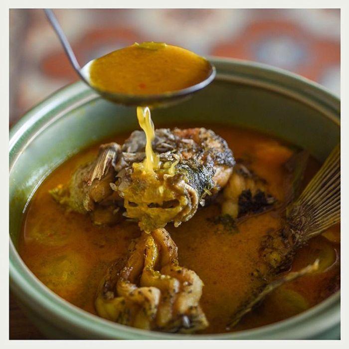 Sup Ikan Gurame dari Roemah Lango, sumber ig roemahlangko