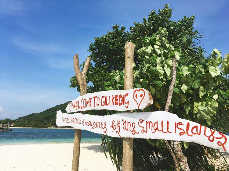 Wisata hits di Lombok, Gili Kedis sumber ig sararydh