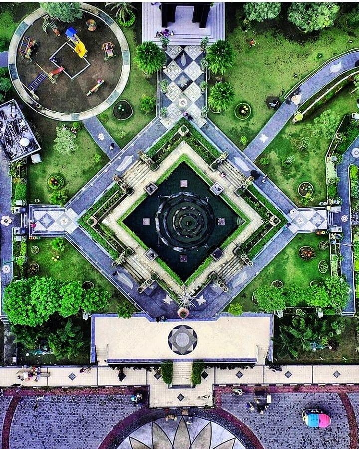Taman Sangkareang, sumber ig warnalombok