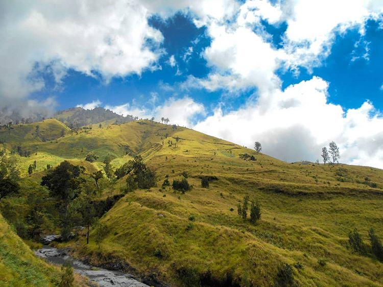 Desa Sembalun Lombok, sumber ig ferdinanduzctr