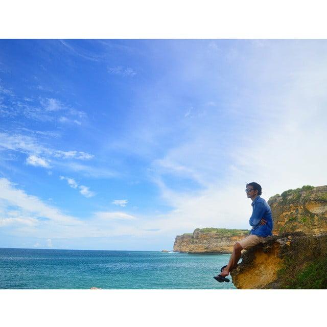 Pantai Tanjung Perak, sumber gambar ig @lalu_enno