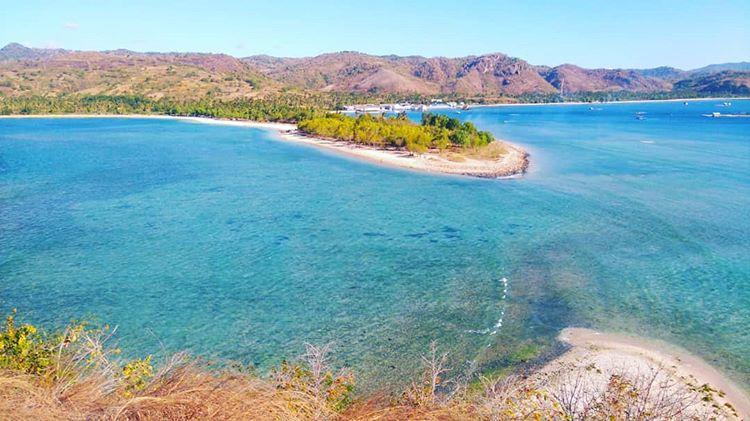 Pantai Elak-elak, sumber gambar IG oleh @juuramdhan