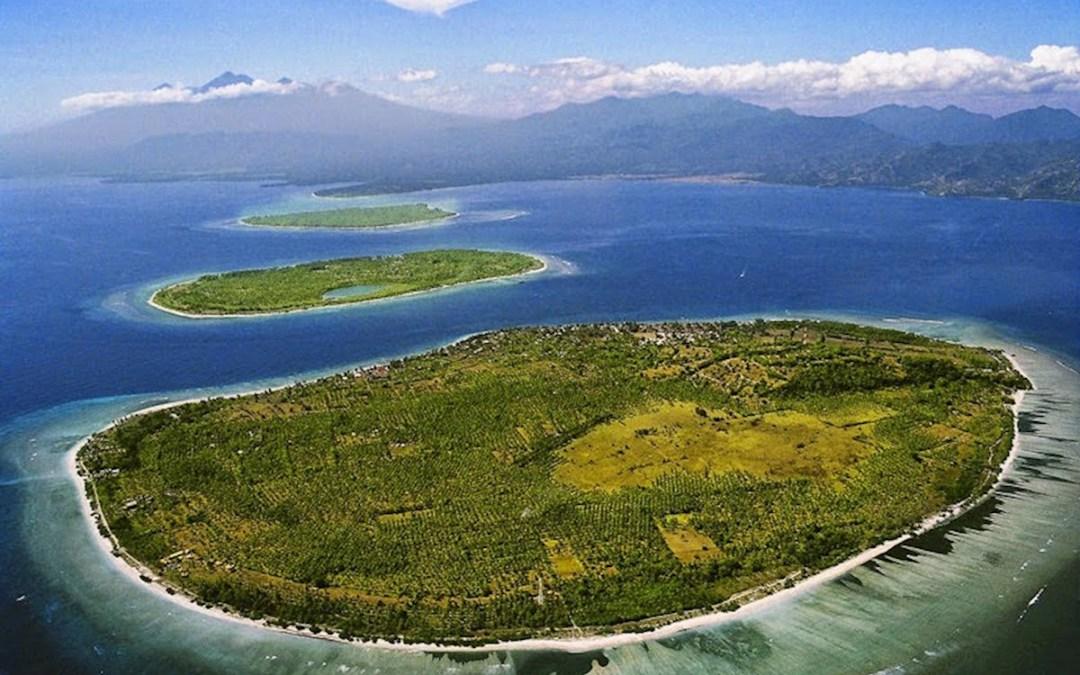 Inilah Gili Terkenal di Lombok