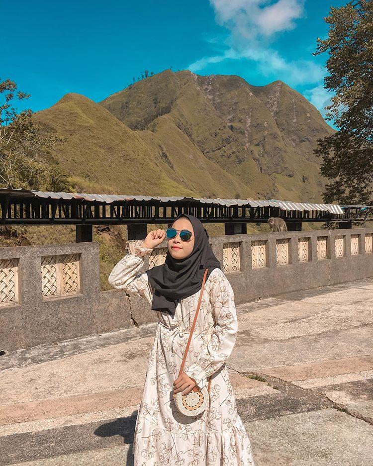 Bukit Pusuk Sembalun, sumber ig nely.ristia