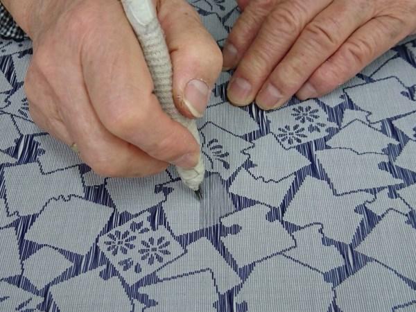 伝統と歴史、そして糸を紡いで現代に。
