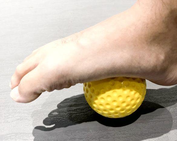 足底筋膜按摩