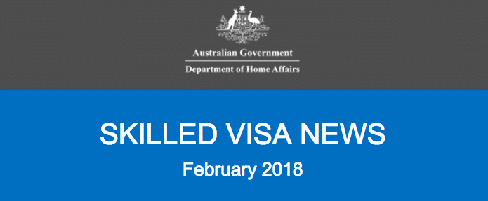 關於移民局新出的TSS (482簽證) 的最新消息 | 墨爾本第一移民服務中心