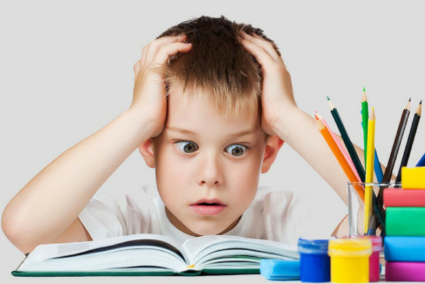 What are the Main Causes of Stress in Children Today? Part ...