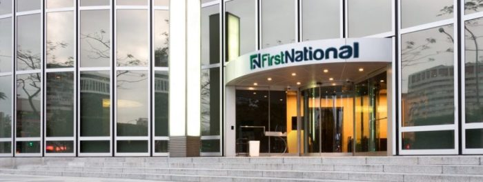 First National Finance