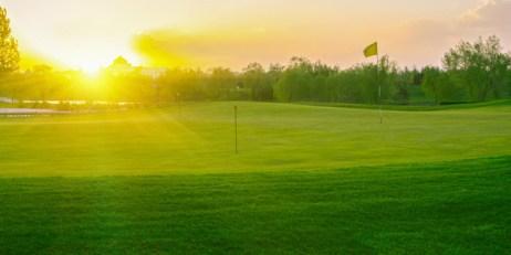 Golfcoursesun