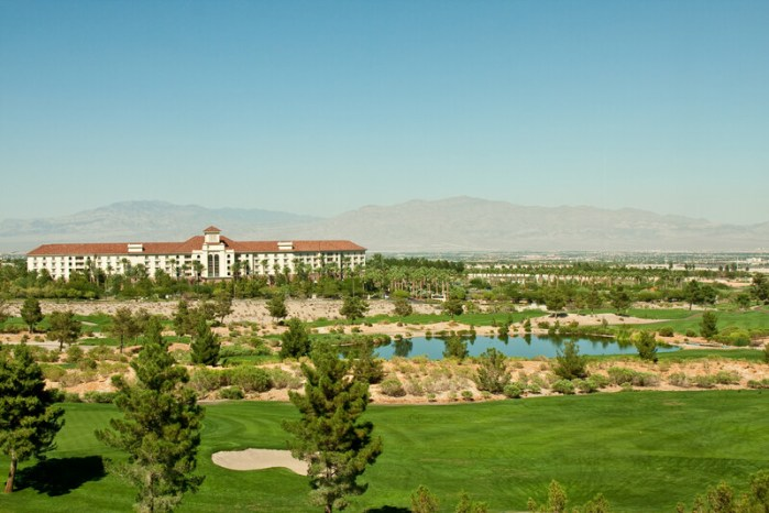 refinance golf course resort