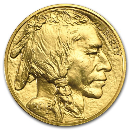 Buy 1 oz Gold Buffalo Coins Online