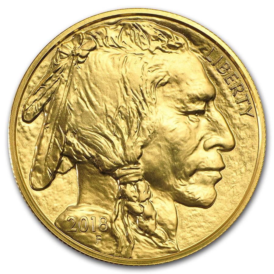 Buy 1 oz Gold Buffalo Coins Online