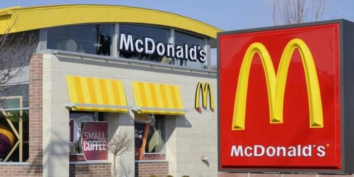 McDonald's is very popular