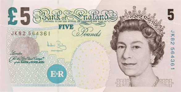It is suspected that the Queen's picture on the pound will be replaced with Prince Charles'
