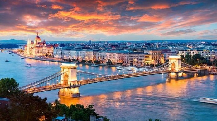 Budapest, Hungary - most beautiful cities in the world