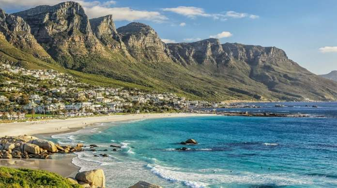 Cape Town, South Africa - Most beautiful cities in the world