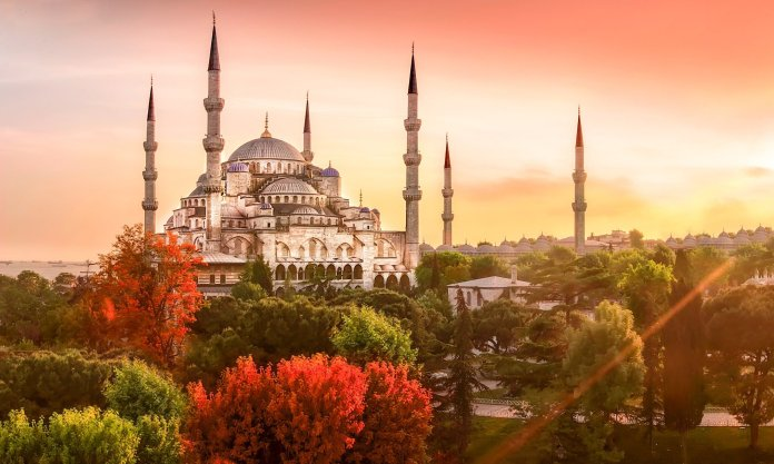 Istanbul, Turkey - Asia's as well as world's most beautiful city