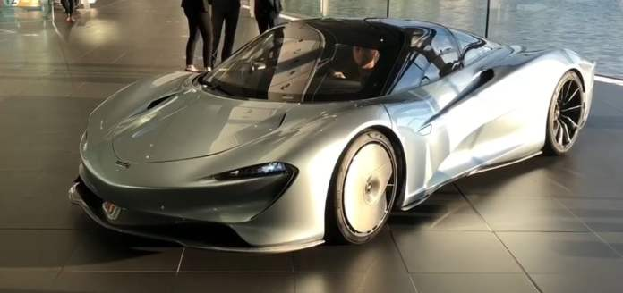 List of Fastest cars in the world 2021 - First News - MCLAREN SPEEDTAIL: 250 MPH