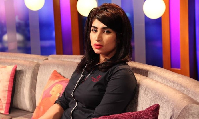 Lollywood actor Qandeel Baloch - top 10 Lollywood star controversies