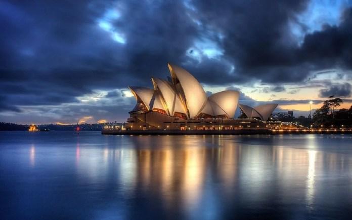 Sydney, Australia - Sydney Opera House - most beautiful cities in the world