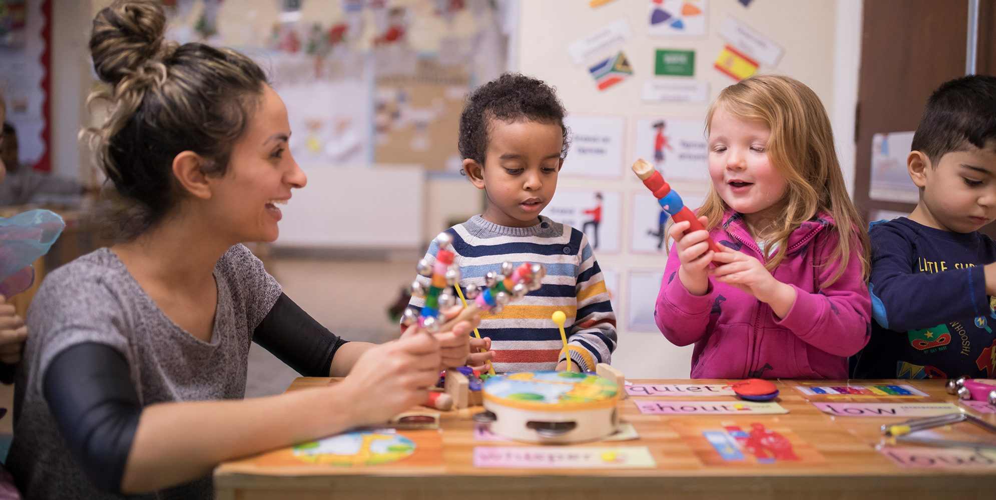 first nursery leeds key person approach