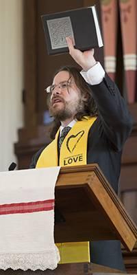 Rev. Kelly Weisman Asprooth-Jackson