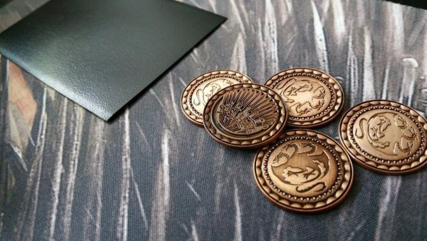 A Game of Thrones LCG Premium Coins (Bronze)