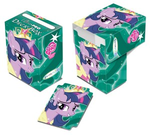 Deck Box My Little Pony Twilight Sparkle