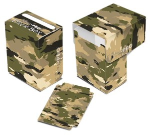 Deck Box Camouflage Full-View