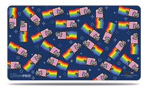 Play Mat Nyan Cat Swarm