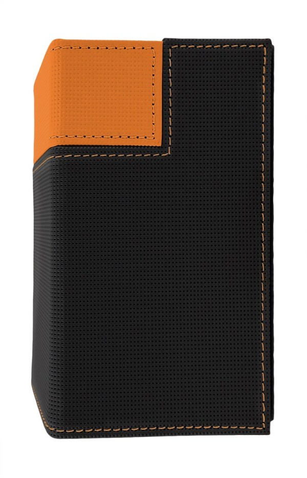Deck Box M2 Black & Orange