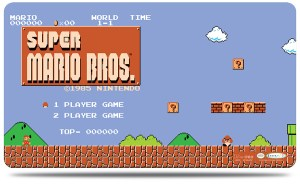 Play Mat Super Mario Level 1