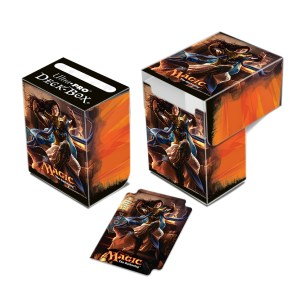 Deck Box MTG DTK v3 Full View