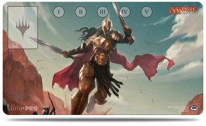 Play Mat MTG Commander v3