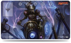 Play Mat MTG Commander v5