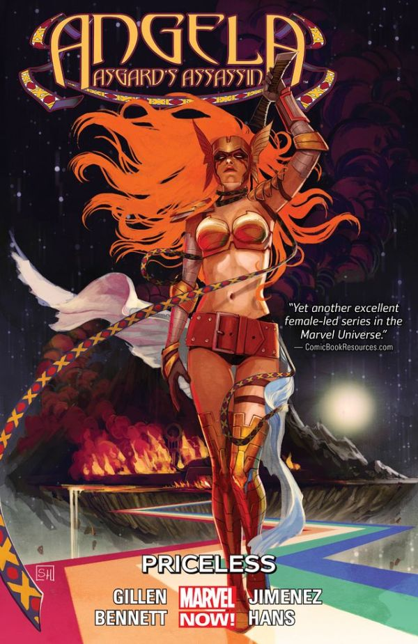 Angela: Asgard's Assassin Vol. 1: Priceless (Angela: Asgard's Assasin)