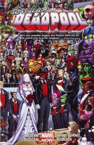 DEADPOOL TP VOL 05 WEDDING OFDEADPOOL NOW