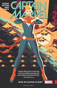 CAPTAIN MARVEL TP VOL 01 RISEOF ALPHA FLIGHT