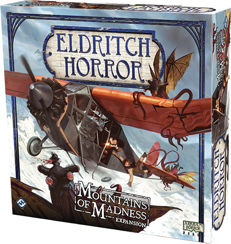 Eldritch Horror Mountains of Madness