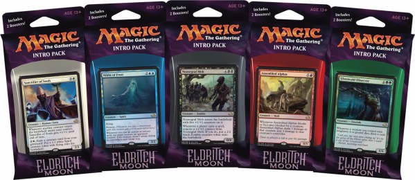 Magic the Gathering: Eldritch Moon Intro Pack