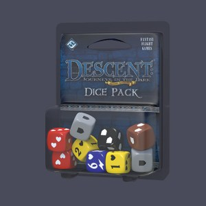 Descent: Dice Pack 2nd Ed.