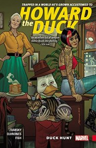 Howard the Duck Vol. 1: Duck Hunt