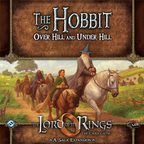 The Hobbit Over Hill and Under Hill