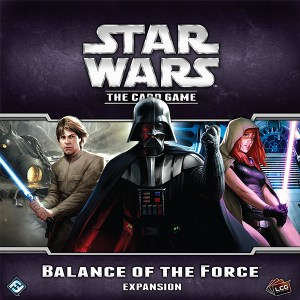 Star Wars LCG Balance of Force Exp.