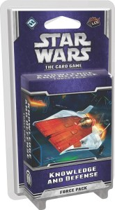 Star Wars LCG Knowledge & Defense Force