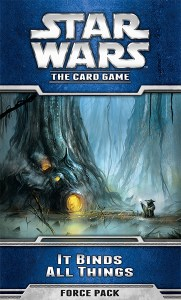 Star Wars LCG It Binds All Things Force